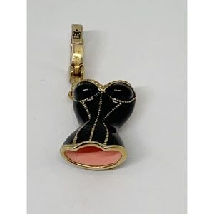 Juicy Couture 2006 Corset Bustier Charm RARE
